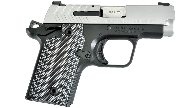Review: Springfield Armory 911