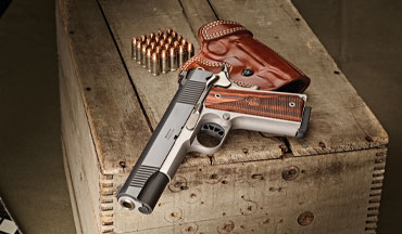 Springfield Armory's Ronin Operator is an attractive, reliable 1911 that's available at a great price.