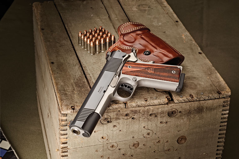 Springfield Armory Ronin Operator 9mm 1911 Review