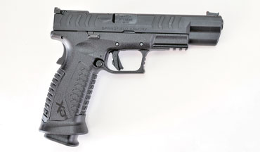With the introduction of the XD-M Elite line of pistols, Springfield Armory one-ups itself.