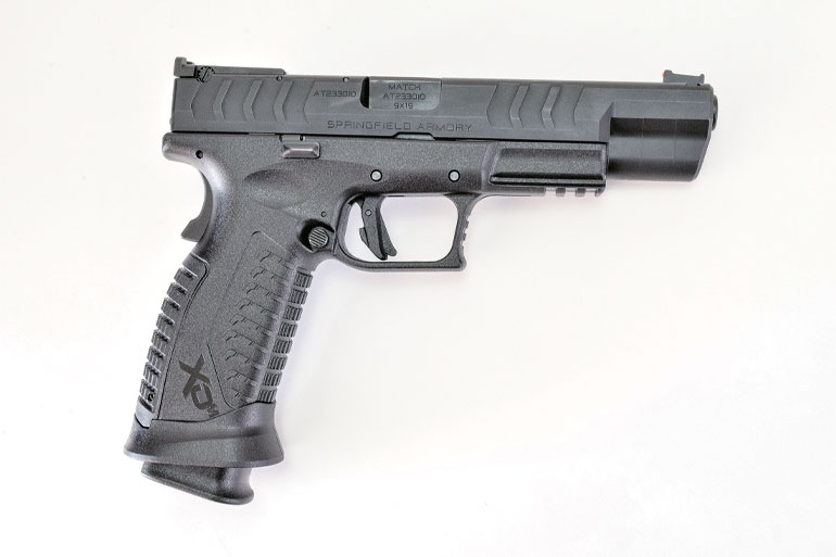 Springfield Armory XD-M Elite Precision Review