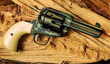 The Standard Bird's Head is a top-quality gun using only the finest in materials and workmanship, and this is reflected in its $2,999 price tag.