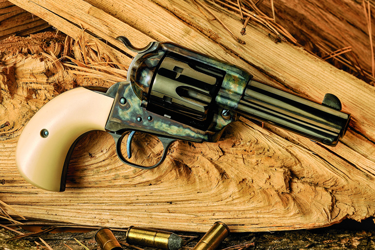 Top Quality: Standard Colt Bird's Head Revolver