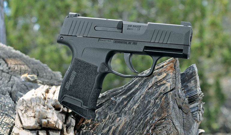 The SIG SAUER P365 (model # 365-9-BXR3) may just be the subcompact 9mm against which all others will be judged.