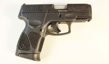 The Taurus G3 9mm semiautomatic pistol is now available in a compact format: the Taurus G3c.