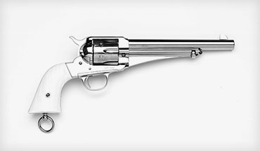 This 1875 Remington-style sixgun not only offers a departure from the Peacemaker mainstream but also is a well-executed example built with an eye on detail.