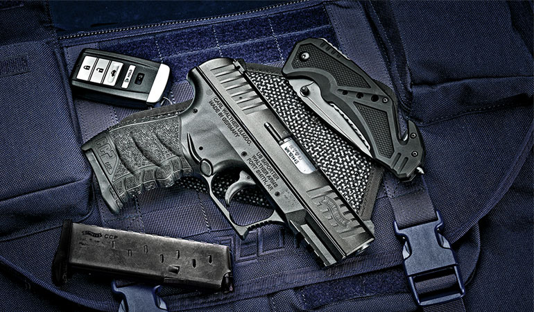 The M2 version of Walther's CCP boasts new features while keeping those that made it a great carry gun.