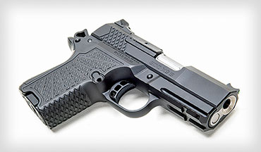 The new Wilson Combat EDC X9S is a single-action pistol ideal for concealed carry.