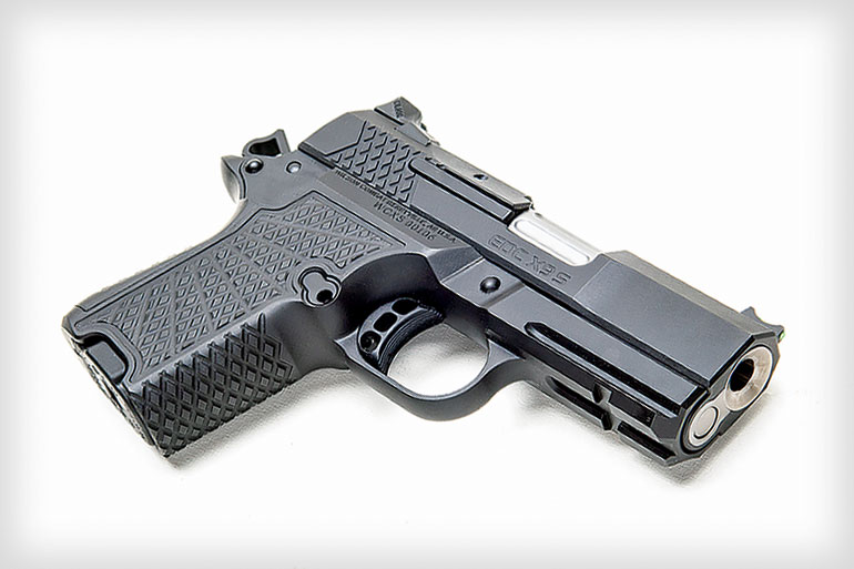 Wilson Combat EDC X9S 9mm Pistol Review