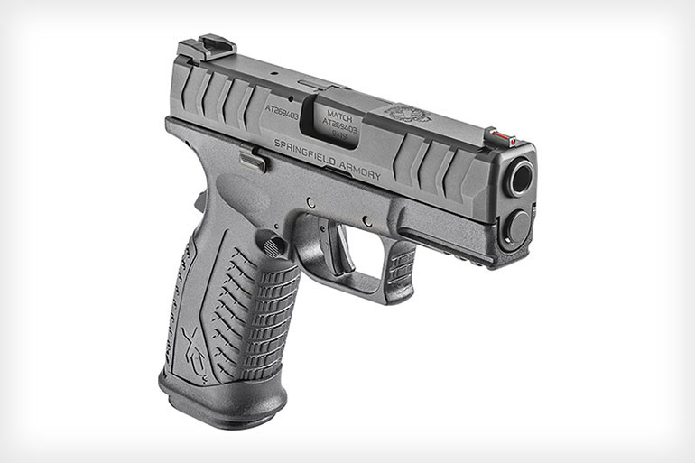Springfield XD-M Elite Series – Four New 9mm Pistols for 2020