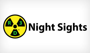 Effective immediately, XS Sights is changing the name of its 3-Dot RAM Night Sights to R3D Night Sights.