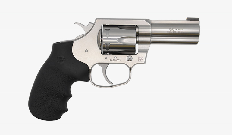 Colt is introducing the all-new King Cobra in .357 Magnum.