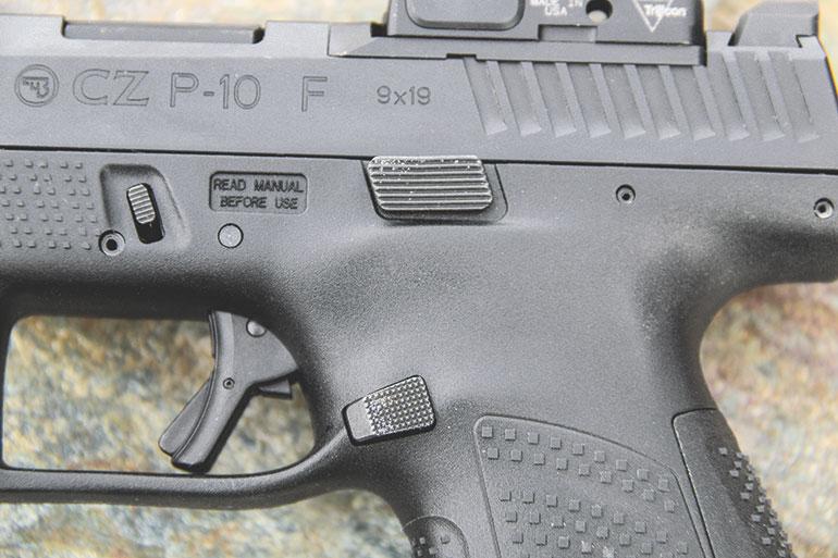 CZ P-10 F Optics-Ready Review