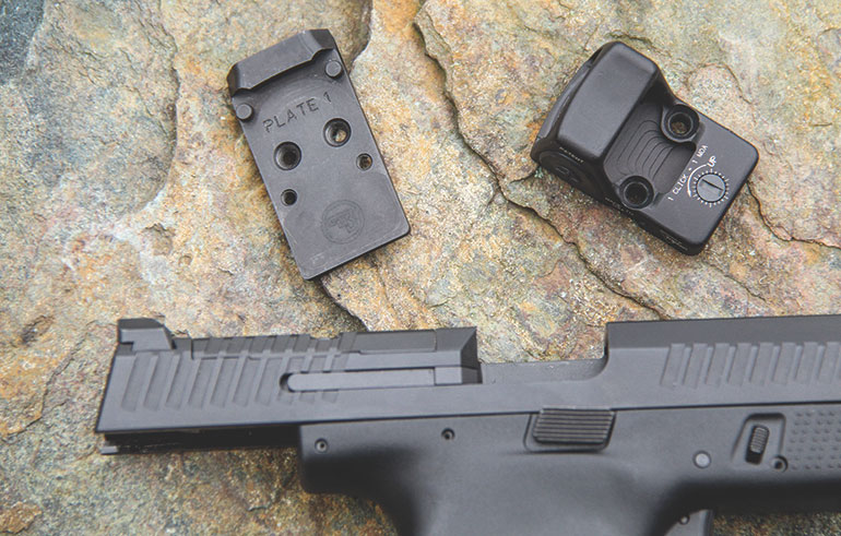 CZ P-10 F Optics-Ready Review
