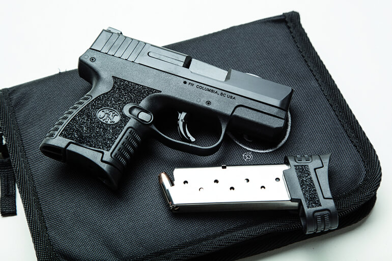 <p>The new 503 is the company's take on a popular handgun size.</p>