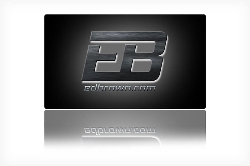 Ed Brown gift card