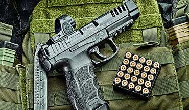 HK's new VP9L OR is the long-slide, optics-ready pistol VP9 fans have been waiting for.