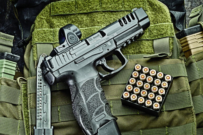Heckler & Koch VP9L OR Review
