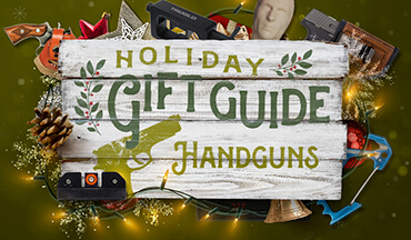 The best gifts for this holiday season from Handguns.