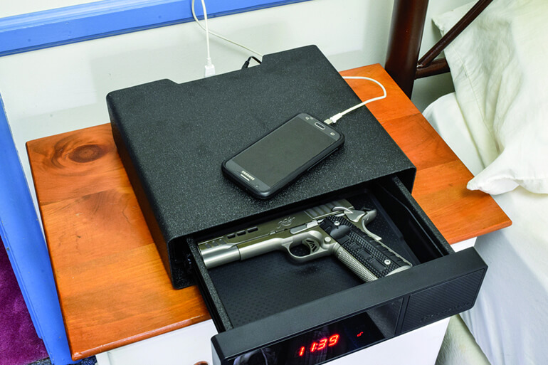 Hornady Night Guard Gun Safe