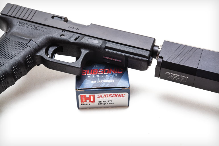 Hornady Subsonic Ammo Review