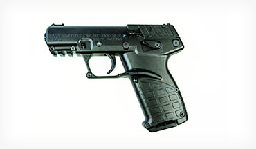 The P17 is made in the USA and has features that make it a handy and fun-shooting pistol with a suggested retail of $199.