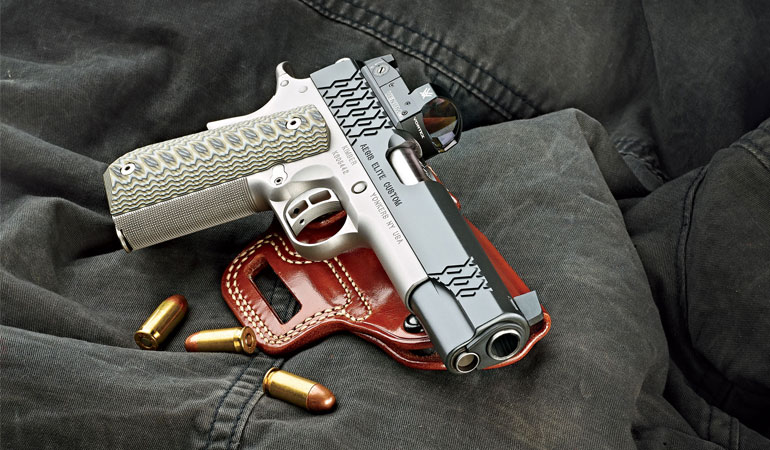 Review: Kimber AEGIS Elite Custom OI
