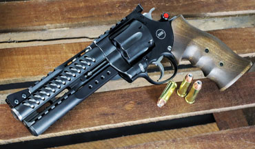 Korth's new NXR .44 Magnum is the crème de la crème of revolvers, and it fetches a high price. Is it worth it?