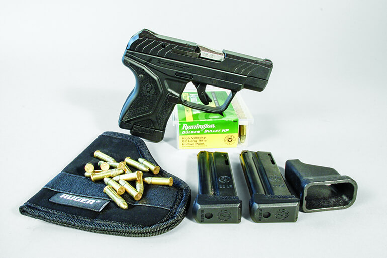 Ruger LCP II .22LR: Tested
