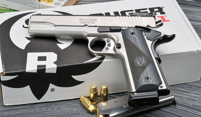 The Ruger SR1911 Target offers many of the desired features serious shooters desire, at an honest price.