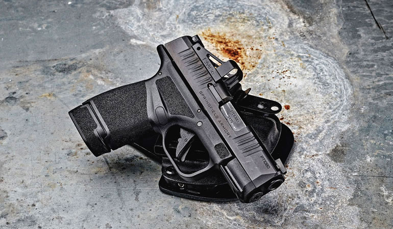 Springfield Hellcat 9mm Review – Helluva Carry Gun