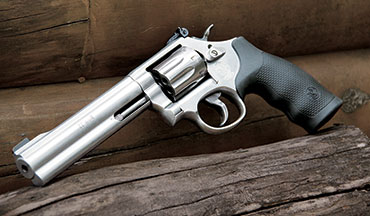 The reintroduced Smith & Wesson Model 648 reminds you how much fun a .22 WMR K frame can be.
