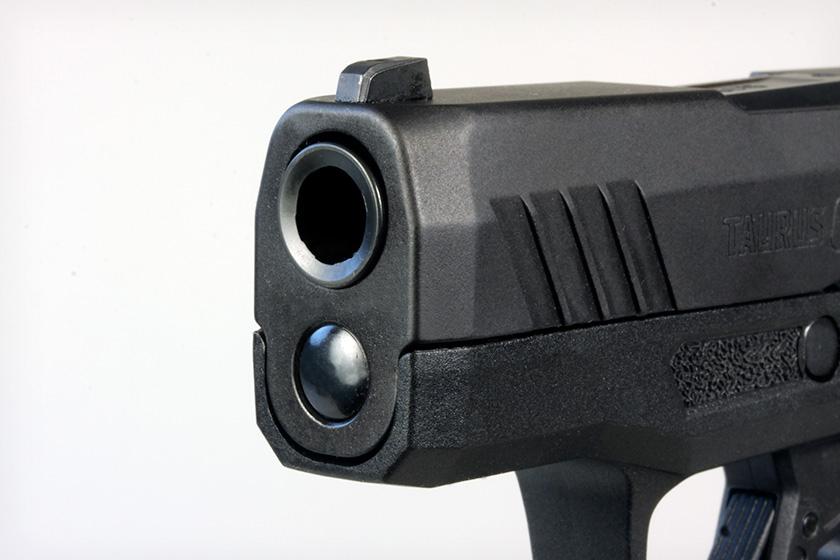Taurus GX4 9mm pistol slide