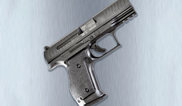 Walther's Q4 Steel Frame is a carry-friendly version of its popular Q5 Match SF.