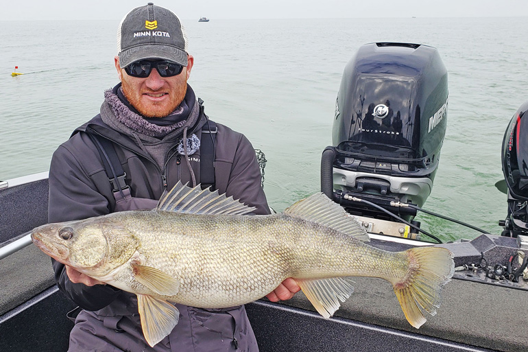 Top 3 Fall Spots for Walleyes