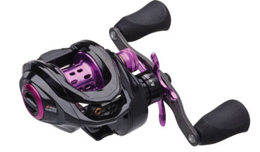 The new Abu Garcia Revo EXD promises supreme casting distances thanks to a bevy of special design features.