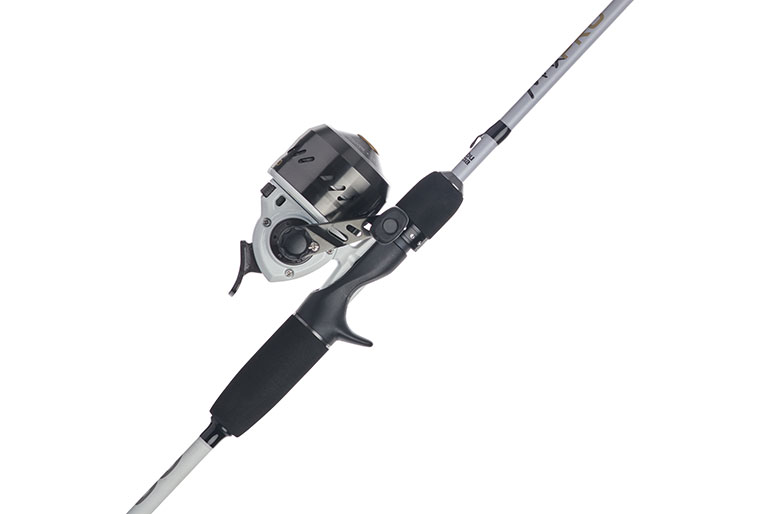 Abu Garcia has upped the game with this spincast rod-and-reel combination.