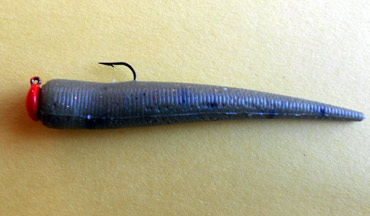 Midwest finesse anglers are employing the AirRig that is affixed to a small mushroom-style jig.
