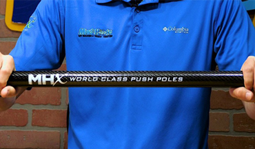 Learn how to build the MHX Carbon Push Pole.