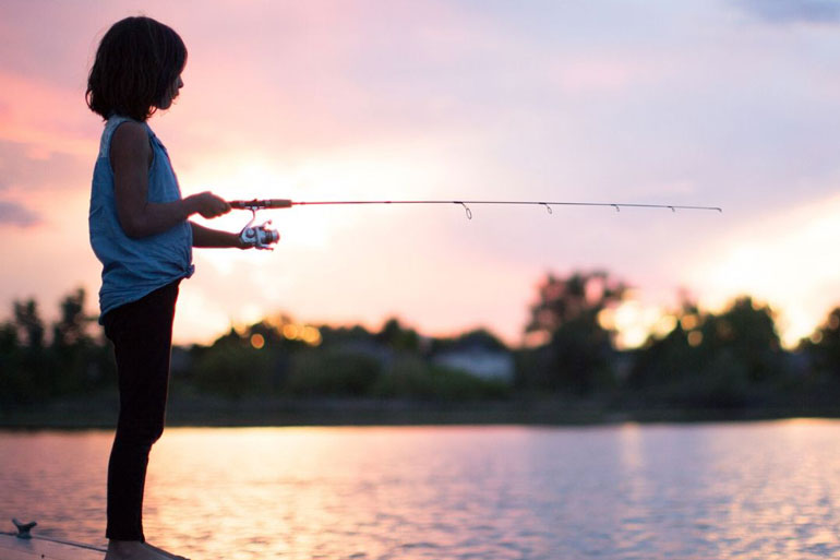 For many people, fishing and boating are lifelines to mental health and wellness.