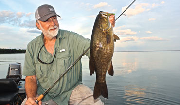 What makes intercepting a trophy smallmouth more likely? The answers might be surprising.