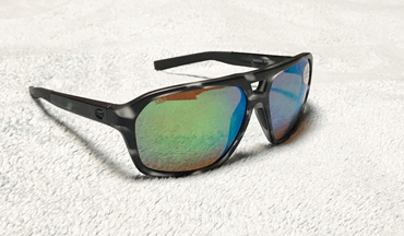 The Costa Del Mar Switchfoot is a limited-edition frame from the OCEARCH Collection.
