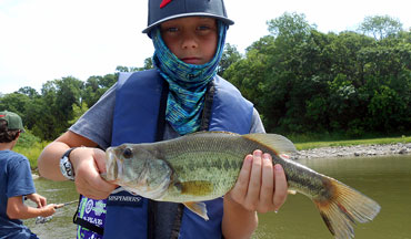 Midwest Finesse June 2019 fishing logs.