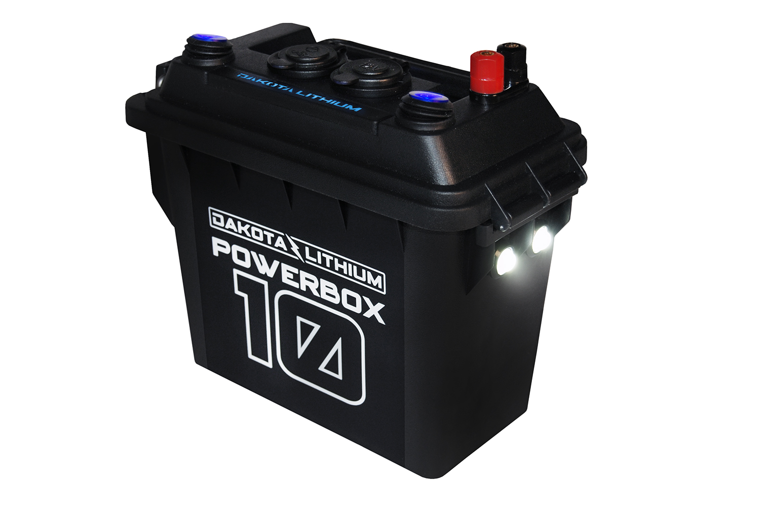 Portable power is much more convenient with the Dakota Lithium Powerbox 10