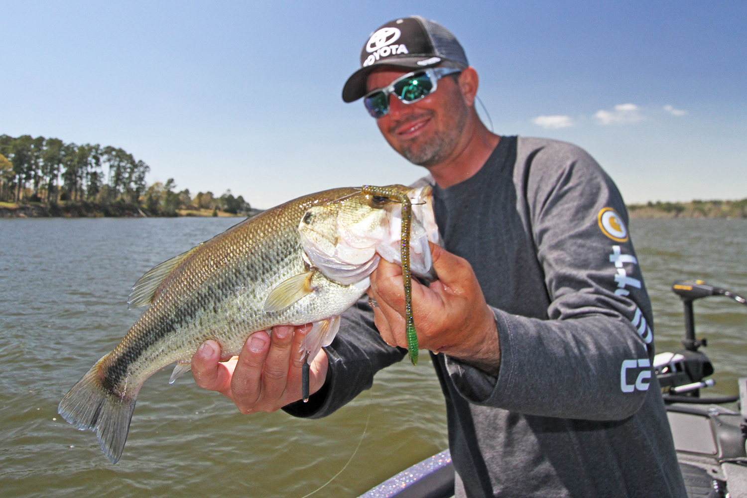 A dropshot is the face of finesse fishing, but consistency hinges on a handful of variables.