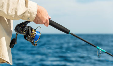 In Part I of the Get the Best Fishing Rod blog series, we're taking rod specs!