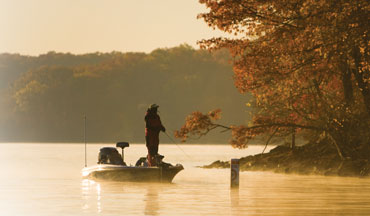 Fall can be one of the greatest times of the year to load the boat with big green fish.