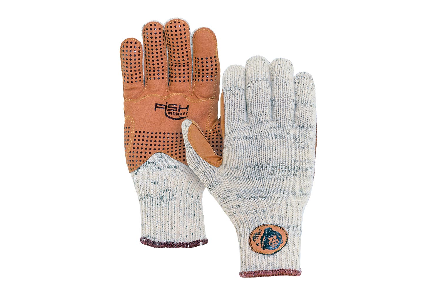 Protect your digits with the warm and applicable Fish Monkey Full Finger Gloves