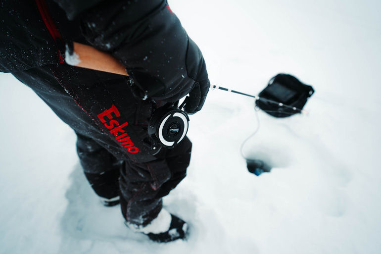If you have yet to ice fish with a spooler-type reel, you should this winter.