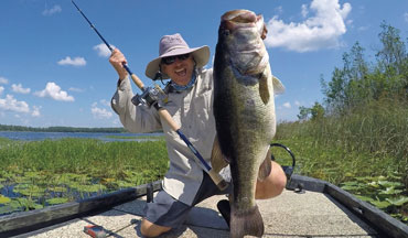"While Florida is without a doubt ""shiner central"" for bass, similar tactics can work on other waterways as well."